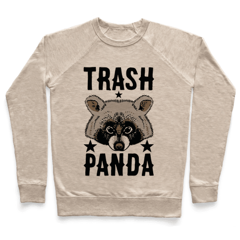 Trash Panda Pullover
