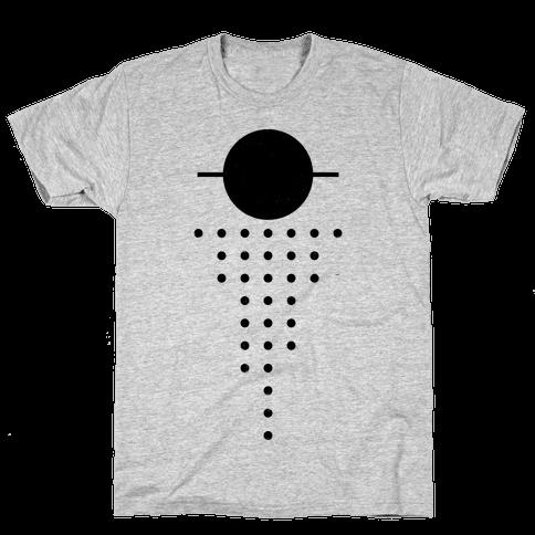 Saturn's Moons Mens T-Shirt