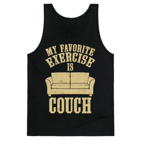 Favorite Exercise Tank Top