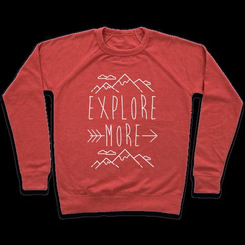Explore More Pullover
