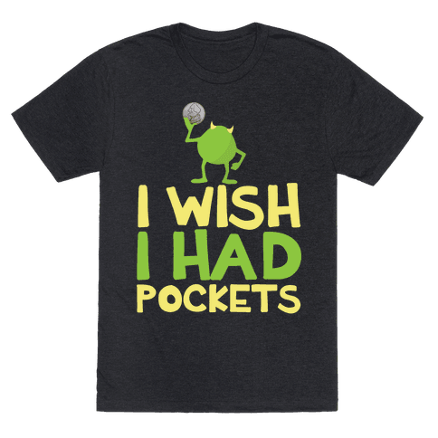 Monsters without Pockets