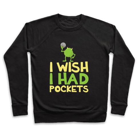 Monsters without Pockets Pullover