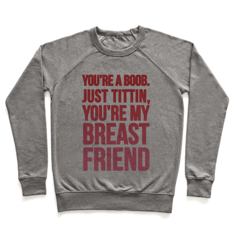 Best Friends Pullover