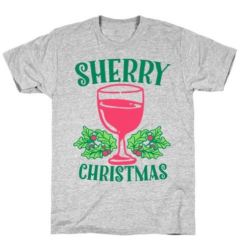 Sherry Christmas T-Shirt