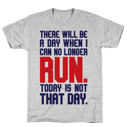 Today Is Not That Day Mens T-Shirt