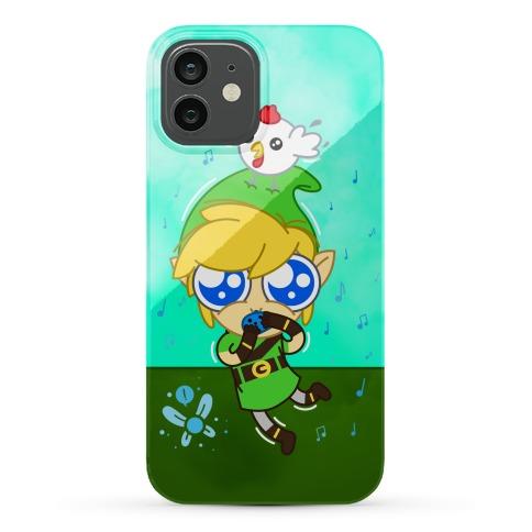 Chibi Link Phone Case