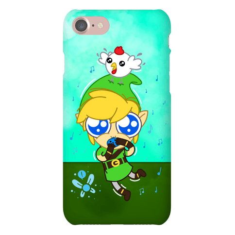 Chibi Link Phone Case