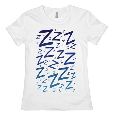 Z's Womens T-Shirt