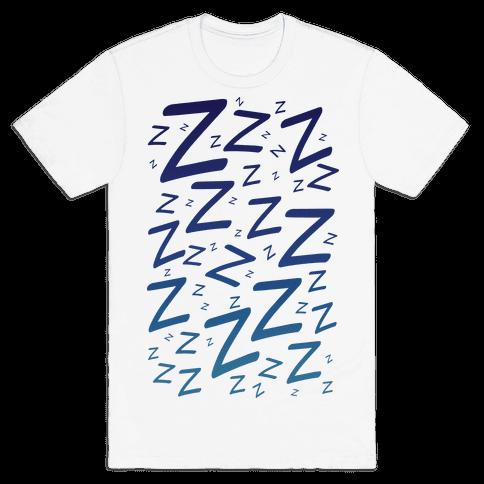 Z's Mens T-Shirt