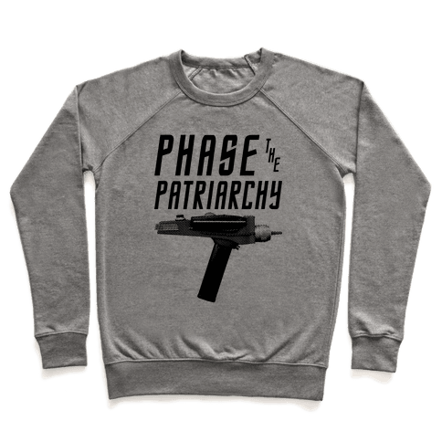 Phase The Patriarchy Pullover