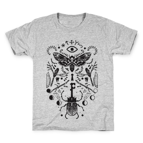 Occult Musings Kids T-Shirt