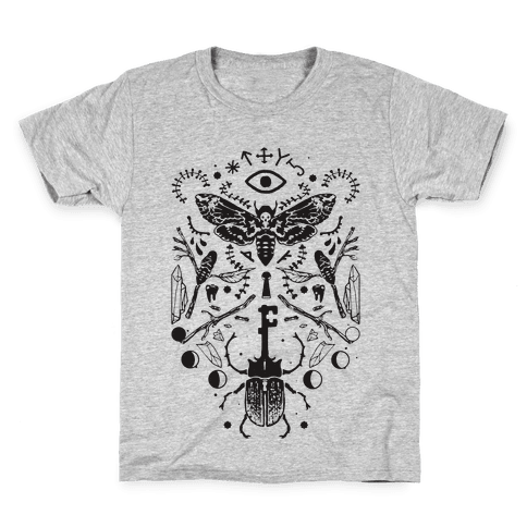 Occult Musings Kids T-Shirt
