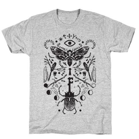 Occult Musings Mens/Unisex T-Shirt
