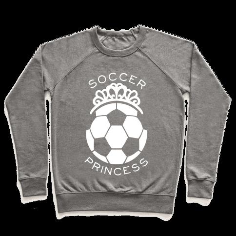Soccer Princess Pullover