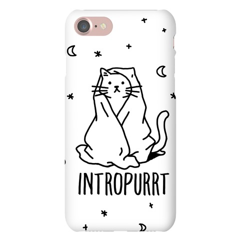 Intropurrt Phone Case
