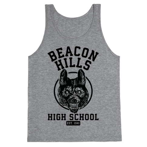 Beacon Hills High School Tank Top