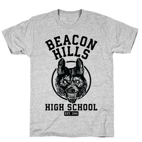 Beacon Hills High School T-Shirt