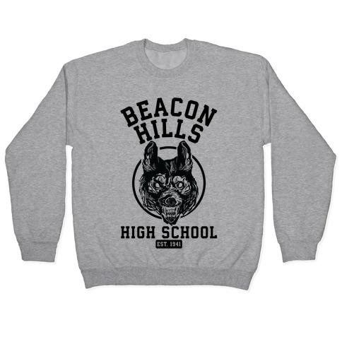 Beacon Hills High School Pullover
