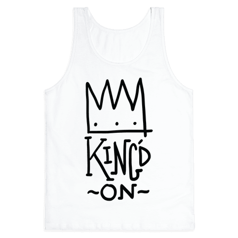 King'd On Tank Top
