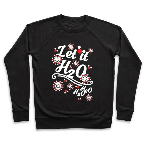 Let it H2O Pullover
