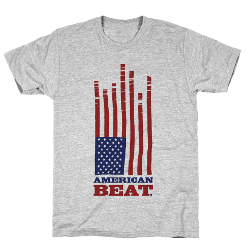 American Beat Mens T-Shirt