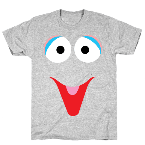 The Bird Puppet Mens T-Shirt