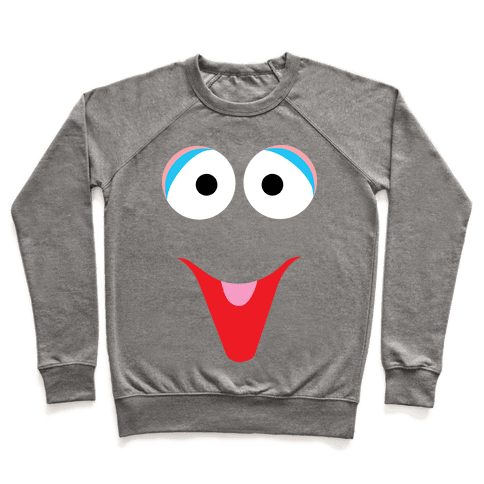 The Bird Puppet Pullover