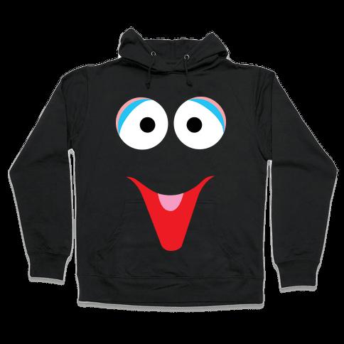 The Bird Puppet Hooded Sweatshirt