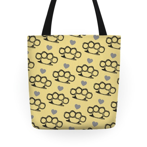 Brass Knuckle Tote Tote