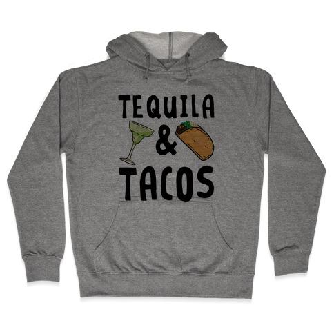 Tequila & Tacos Hooded Sweatshirt