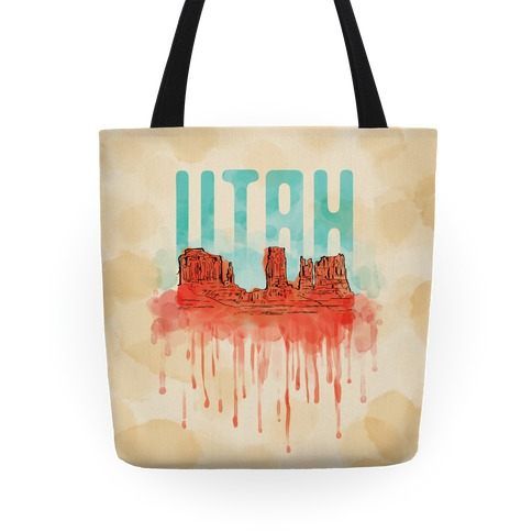 Monument Valley, Utah Tote