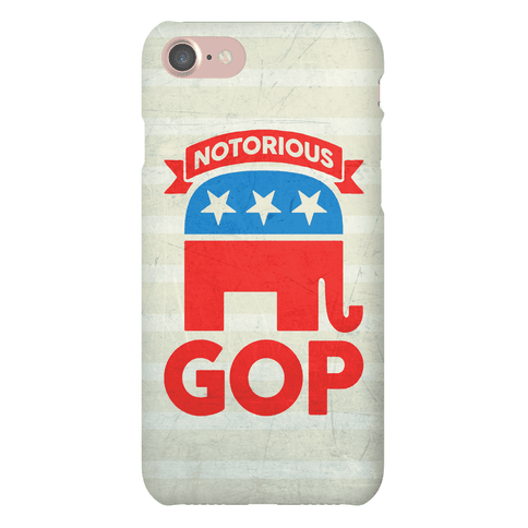 Notorious GOP Phone Case