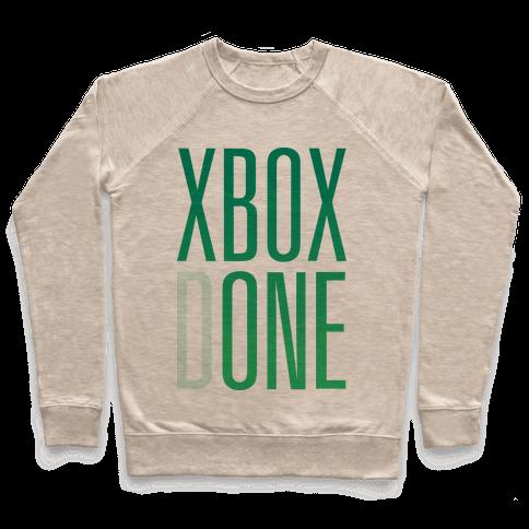 Xbox Done Pullover