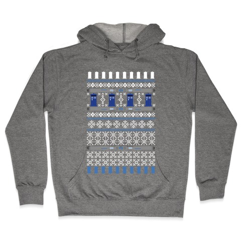 Merry Whomas Sweatshirt Hooded Sweatshirt