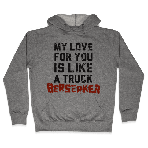 Berserker Hooded Sweatshirt