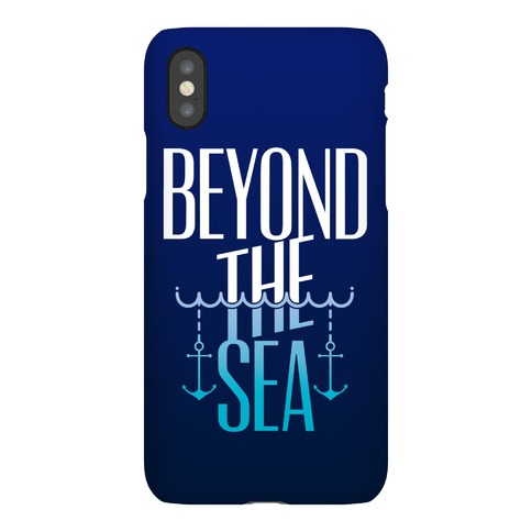 Beyond The Sea Phone Case