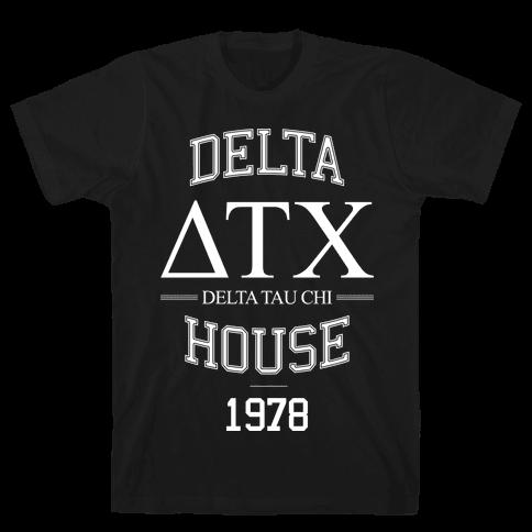 Delta House Mens T-Shirt