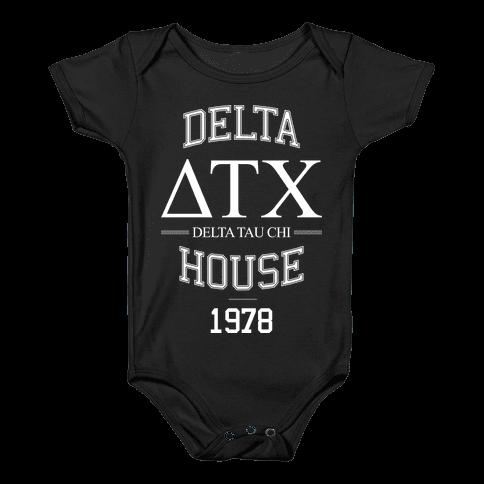 Delta House Baby Onesy