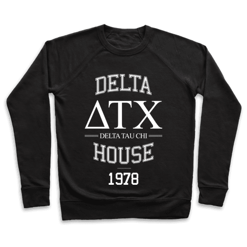 Delta House Pullover