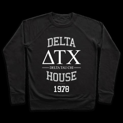 Delta House Pullover