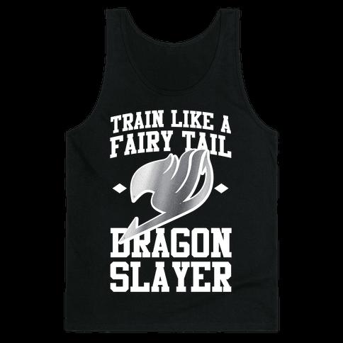 Train Like a Fairy Tail Dragon Slayer (Gajeel)