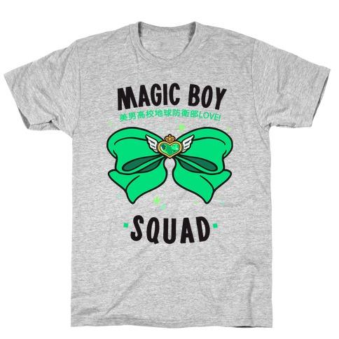 Magic Boy Squad (Green) T-Shirt