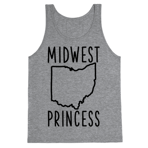 Midwest Princess Tank Top
