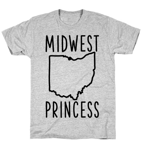 Midwest Princess T-Shirt