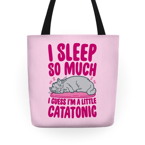 Catatonic Tote