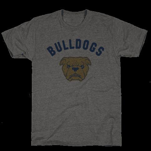 Bulldogs Blue & gold
