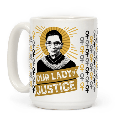 RBG: Our Lady Of Justice