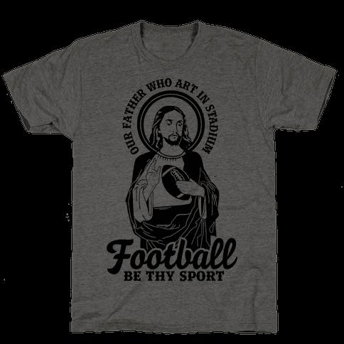 Football Jesus