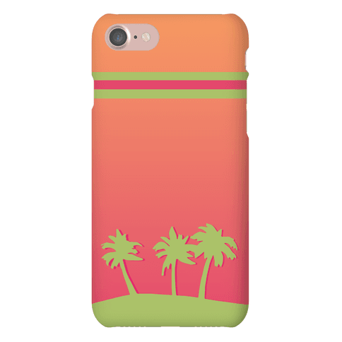 Palm Tree Case Phone Case