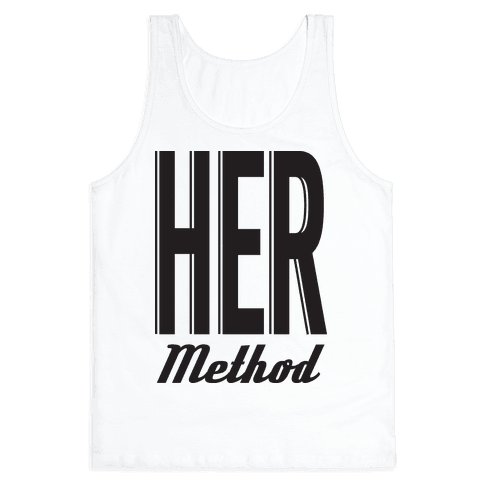 Her Method Tank Top